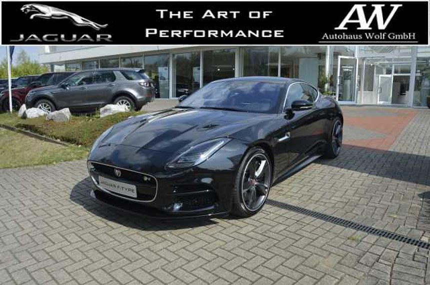 Jaguar F-Type Coupe AWD Aut. R